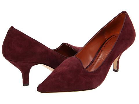 Pantofi Elizabeth and James - Clark - Bordeaux Suede