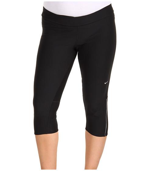 Pantaloni Nike - Extended Size Filament Capri - Black/Black/MatteSilver