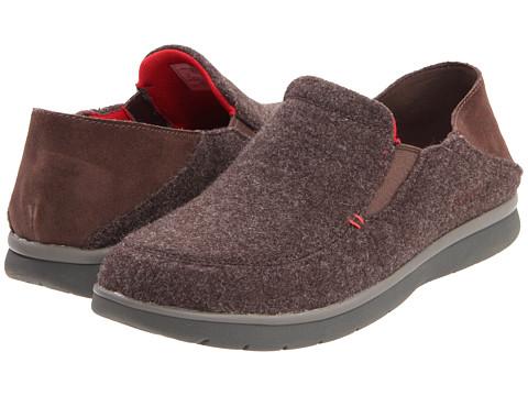 Pantofi Patagonia - Maui Woolzy Fold - Espresso
