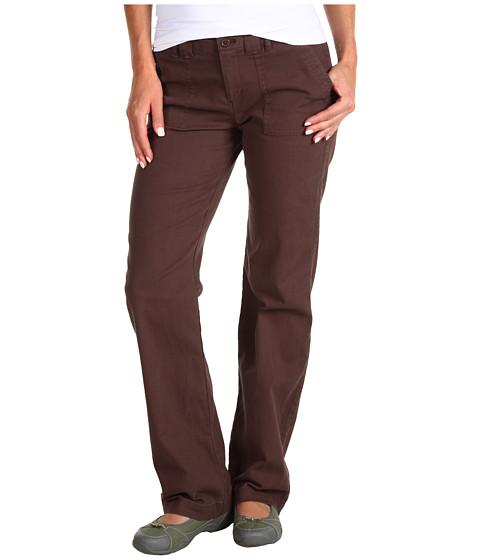 Pantaloni Carve Designs - Theron Pant - Espresso