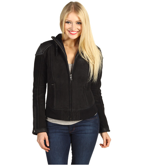 Jachete UGG - Murray Bomber Jacket - Black