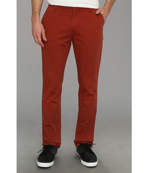 Pantaloni Obey - Working Man Pant - Burnt Henna
