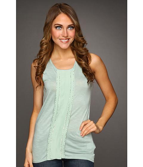 Tricouri Calvin Klein - Knit Tank w/Insert - Frosty Green