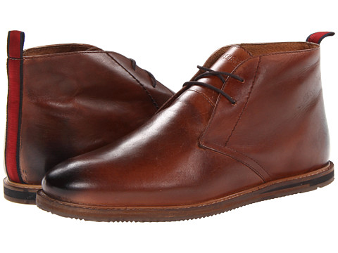 Ghete Ben Sherman - Aberdeen Leather - Brown 2