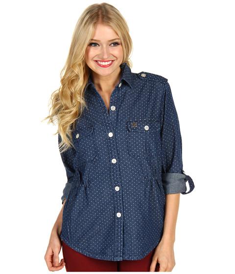 Tricouri Obey - St. Germaine Dot Shirt - Rinse