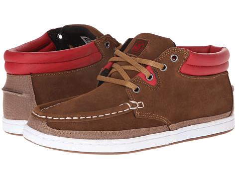 Adidasi DVS Shoe Company - Hunt - Bison Brown Suede