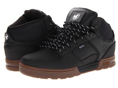Adidasi DVS Shoe Company - Westridge Snow - Black Leather Snow FA 13
