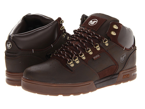 Adidasi DVS Shoe Company - Westridge Snow - Brown Leather Snow FA 13