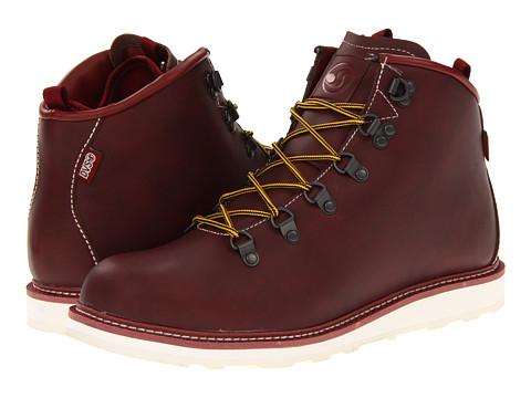 Ghete DVS Shoe Company - Yodeler Snow - Brick Leather x Daewon