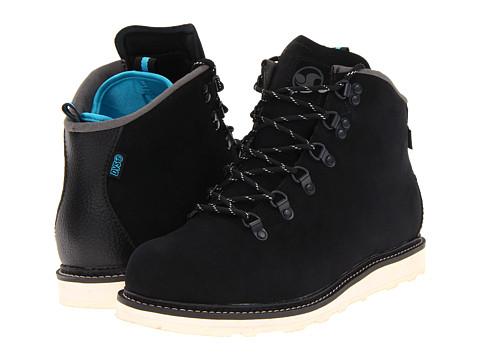 Ghete DVS Shoe Company - Yodeler Snow - Black Nubuck