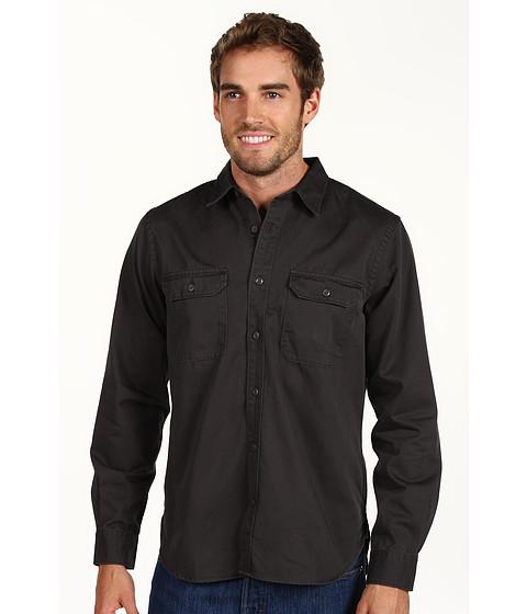 Camasi Dockers - Modern Classic 2 Pocket Khaki Shirt - Steelhead