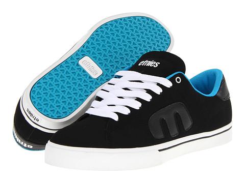 Adidasi etnies - Santiago 1.5 - Black/Blue/White (Nubuck/Synthetic)