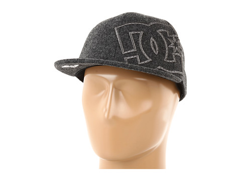 Sepci DC - Portly Hat - Pewter