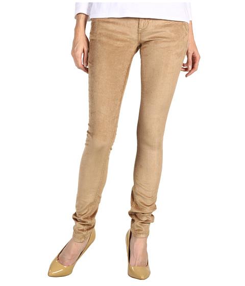 Pantaloni Gabriella Rocha - Solina Skinny Corduroy - Camel