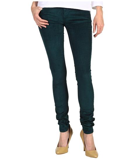 Pantaloni Gabriella Rocha - Solina Skinny Corduroy - Peacock