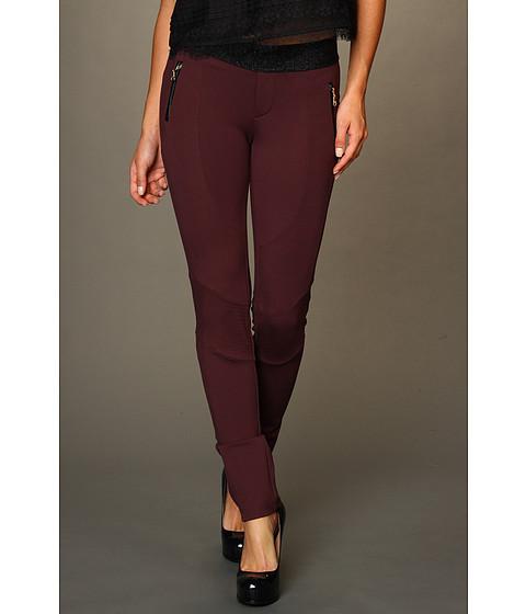 Pantaloni rsvp - Wrenn Pant - Plum