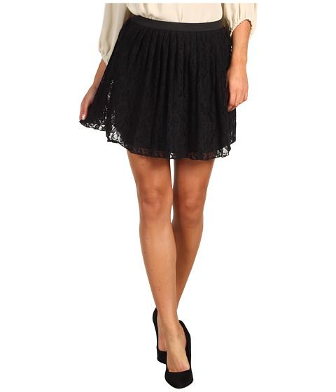 Pantaloni Gabriella Rocha - Saddie Lace Skirt - Black