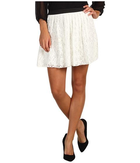 Pantaloni Gabriella Rocha - Saddie Lace Skirt - Ivory