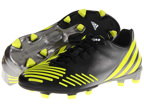 Adidasi adidas - predatorî Absolion LZ TRX FG - Black/Lab Lime/Neo Iron Metallic