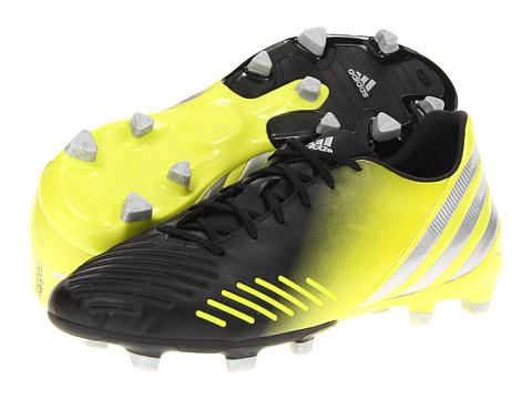 Adidasi adidas - predatorî Absolion LZ TRX FG - Black/Lab Lime/Metallic Silver