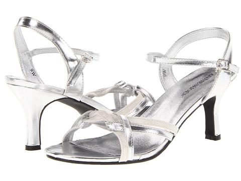 Pantofi Annie - Prissy - Silver/Silver Glitter
