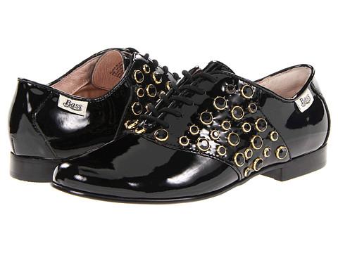 Pantofi Bass - Aliza - Black