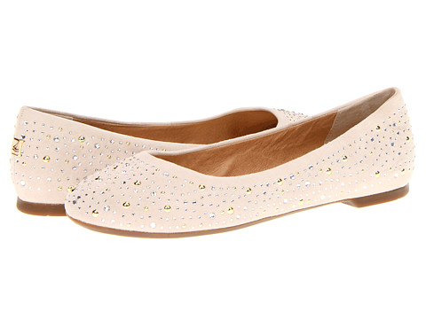Balerini Sperry Top-Sider - Emma - Ivory Suede (Rhinestones)