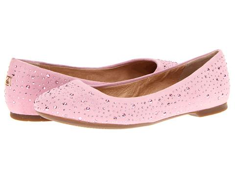 Balerini Sperry Top-Sider - Emma - Light Rose Suede (Rhinestones)