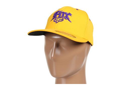 Sepci Fox - Home Game Flexfit Hat - Yellow