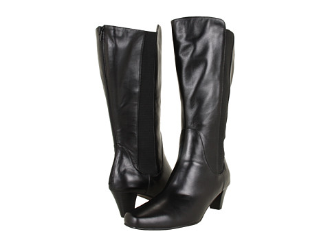 Cizme Fitzwell - Caitlyn Tall Boot - Wide Calf - Black