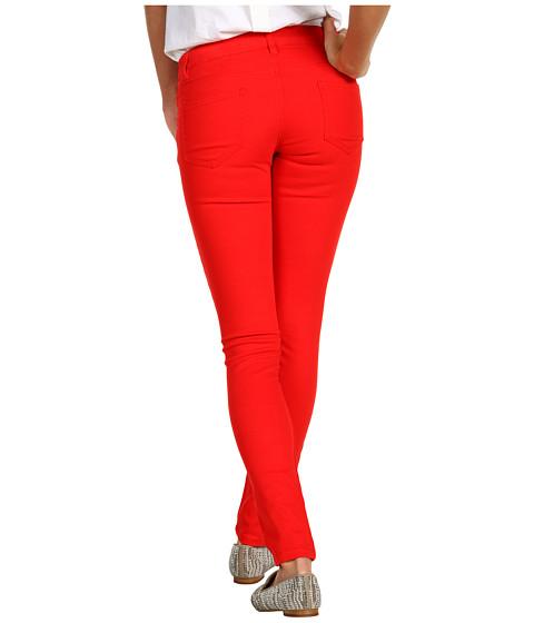Pantaloni Gabriella Rocha - Justice Skinny Jean in Red - Red