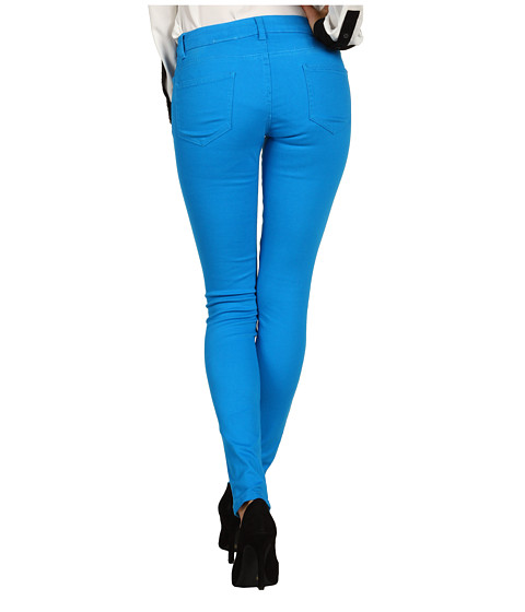 Pantaloni Gabriella Rocha - Justice Skinny Jean in Turquoise - Turquoise