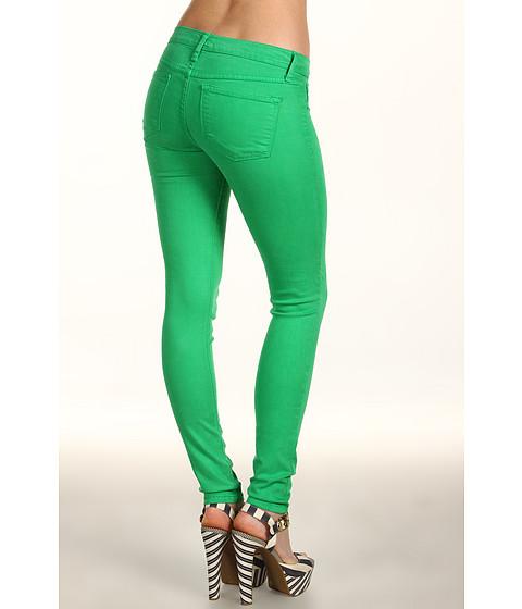 Pantaloni Gabriella Rocha - Kamilia Skinny Jean in Kelly Green - Kelly Green