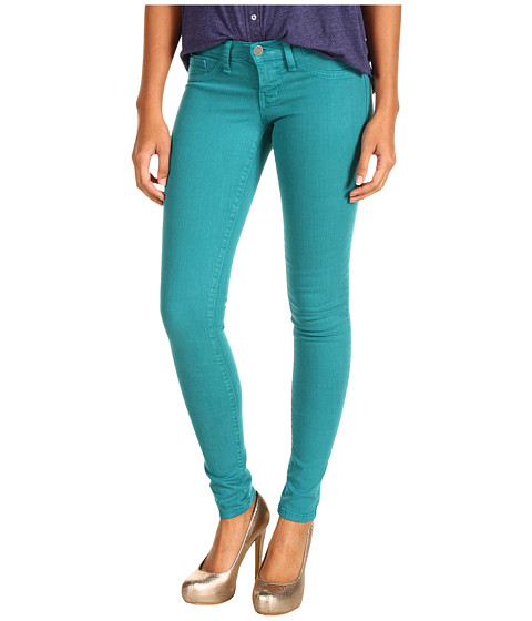 Pantaloni Gabriella Rocha - Kamilia Skinny Jean in Pine - Pine