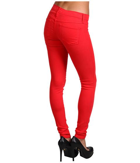 Pantaloni Gabriella Rocha - Kamilia Skinny Jean in Red - Red