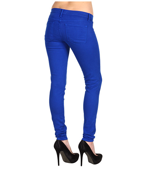 Pantaloni Gabriella Rocha - Kamilia Skinny Jean in Royal Blue - Royal Blue