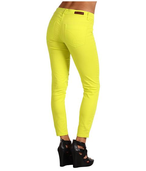 Blugi Calvin Klein - Legging in Chartreuse - Chartreuse