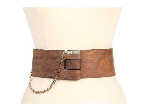 Curele Diesel - Bino Belt - Dark Brown
