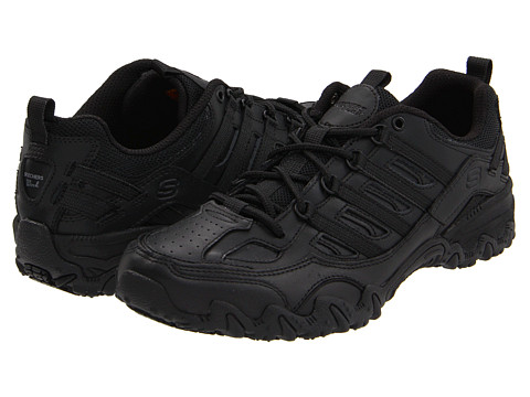 Adidasi SKECHERS - Chant - Black