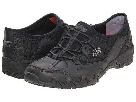 Adidasi SKECHERS - Compulsions - Indulgent - Black
