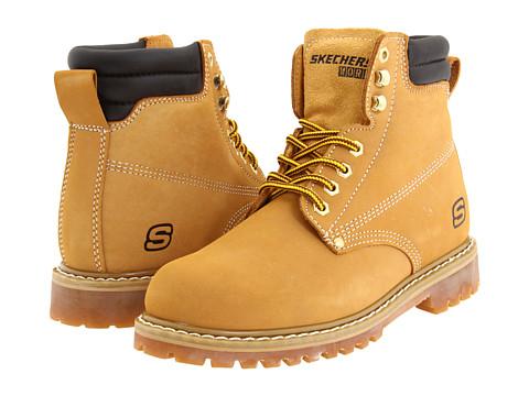 Ghete SKECHERS - Foreman - Storm - Wheat