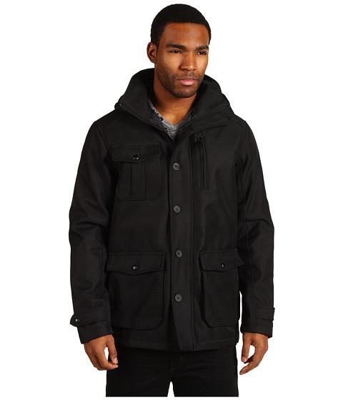 Jachete ECKO - Bonded Twill Coat - Black