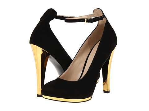 Pantofi Nine West - Don\Cha - Black Suede