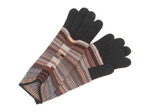 Manusi Echo Design - Bauhaus Stripe Glove - Black