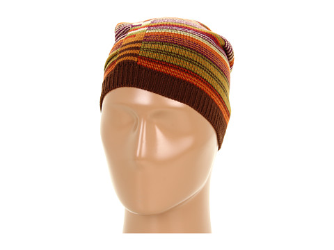 Palarii Echo Design - Bauhaus Stripe Hat - Chestnut