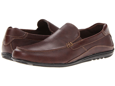 Pantofi Rockport - Calliver - Dark Brown Leather