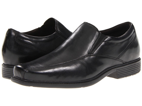 Pantofi Rockport - Chipley - Black Leather