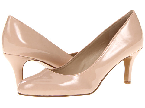 Pantofi Nine West - Applaud Synthetic - Natural Synthetic