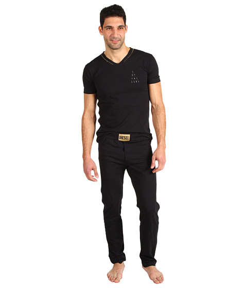 Lenjerie Diesel - Russel Pajama Set PQQ - Black