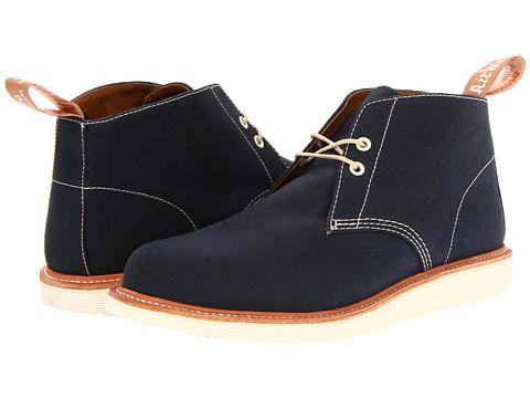 Pantofi Dr. Martens - Langley Desert Boot - Navy
